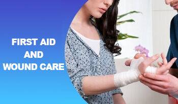 First aid and wound care