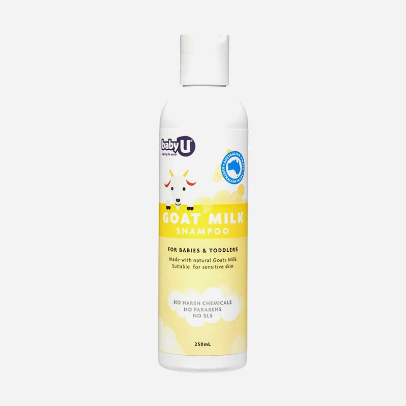 Baby Care U goat milk shampoo 250ml