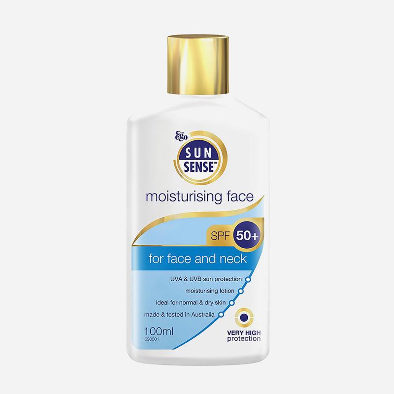 Ego sunsense moisturing face lotion SPF 50+ 100ml