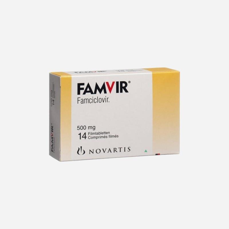 Famvir Tab 500mg Blst 30