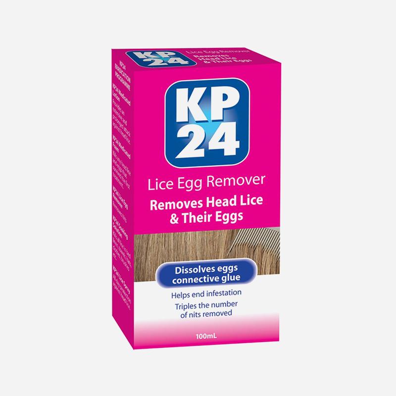 Kp24 lice egg remover 100ml