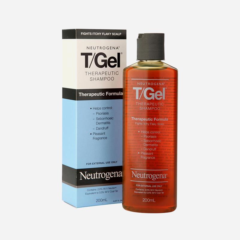 Neutrogena t_gel shampoo 200ml