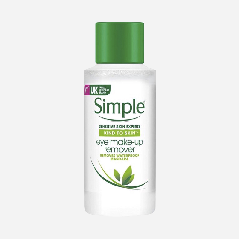 Simple eye make up remover 50ml