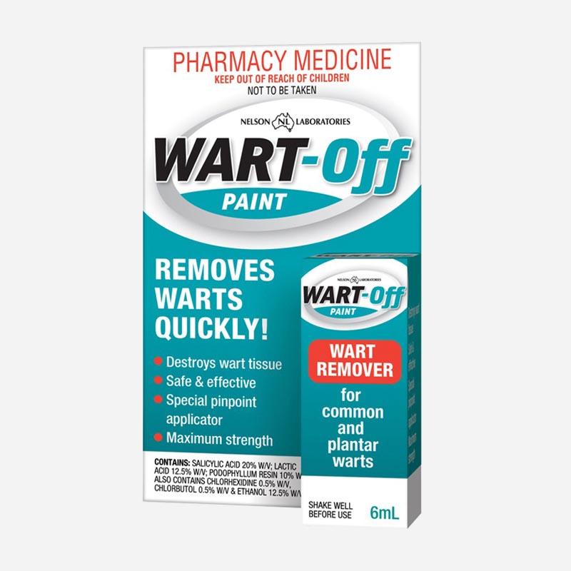 Wart-off paint 6ml