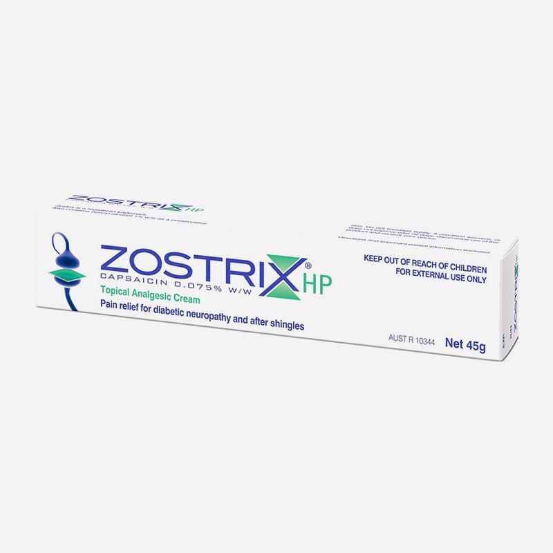 Zostrix HP Topical Analgesic Cream 45g