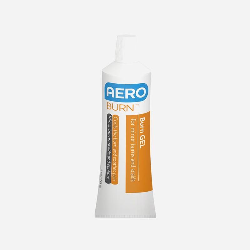 aeroburn gel 25gm tube