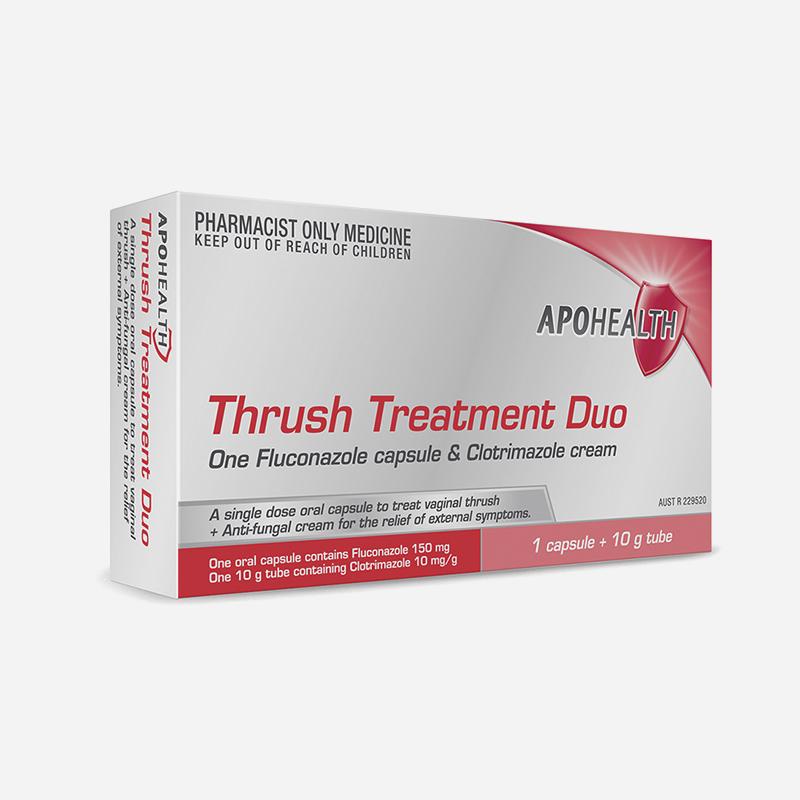 Apo Thrush Treatment Duo