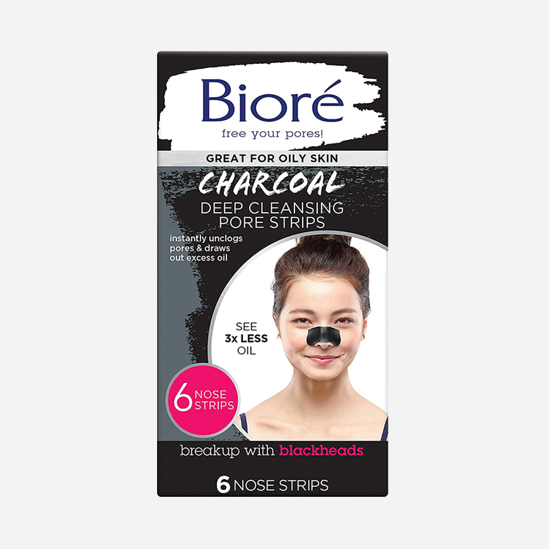biore pore strips for nose 6 pack