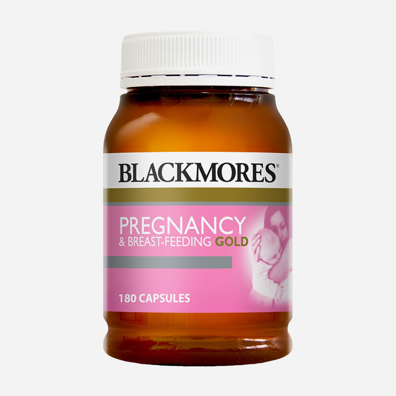 Blackmores Pregnancy And Breastfeeding Gold 180 Tablets
