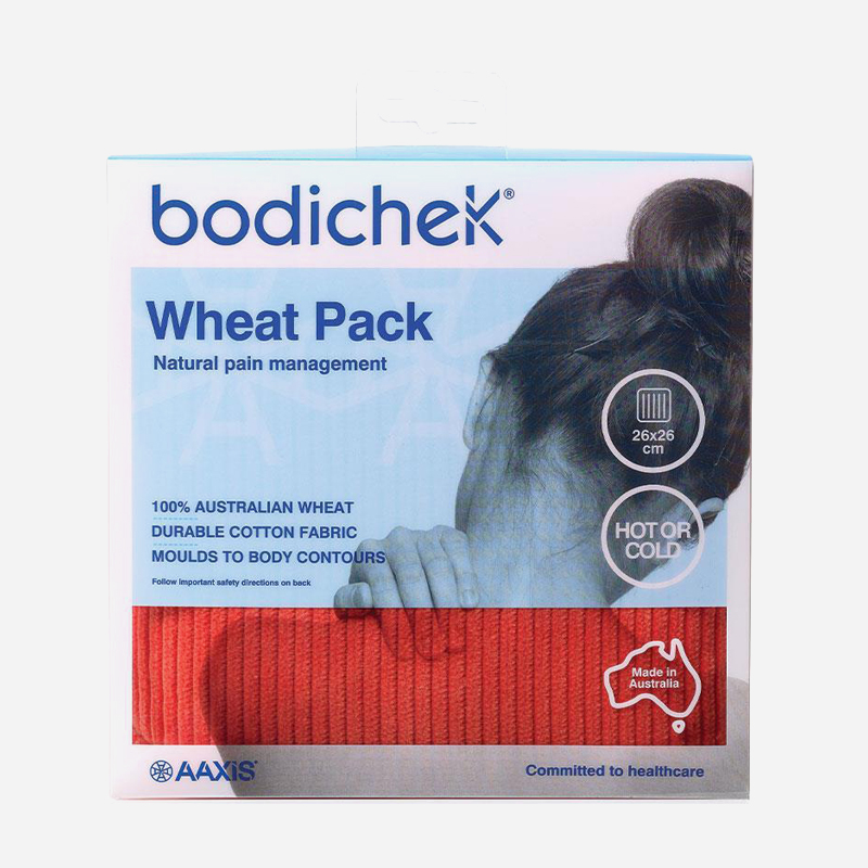 bodichek wheat bag square