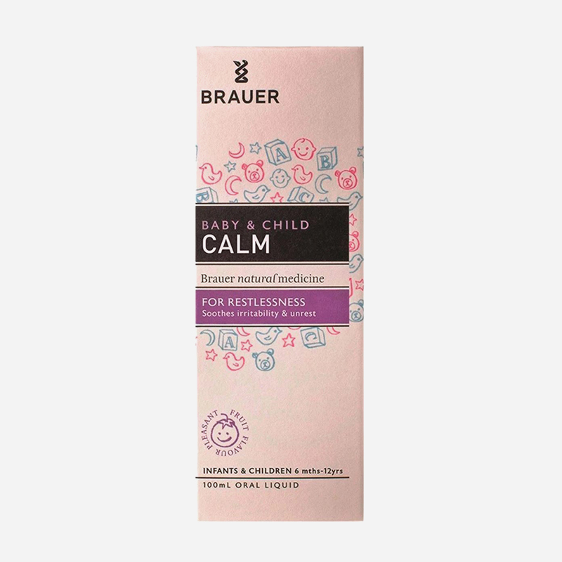 brauer Baby Care and child calm 100ml
