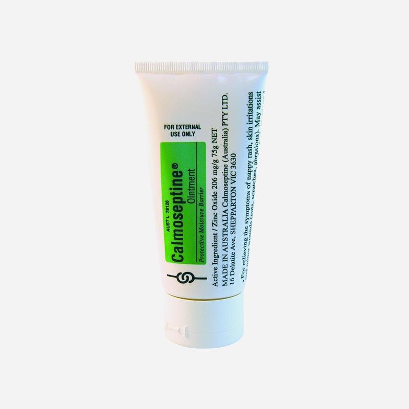 calmoseptine cream 75g