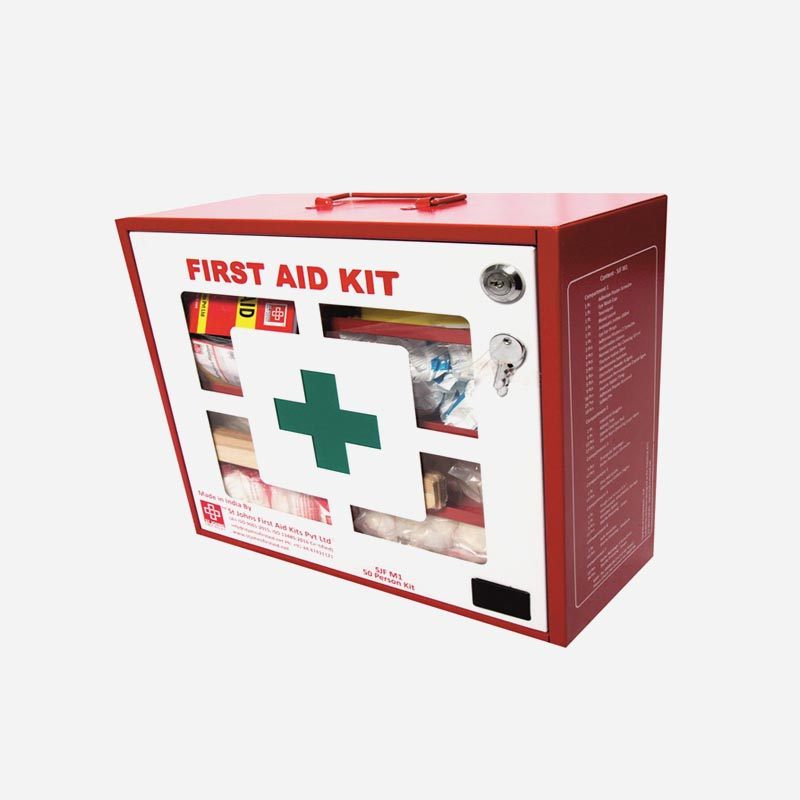 chempack first aid kit small 37 pieces