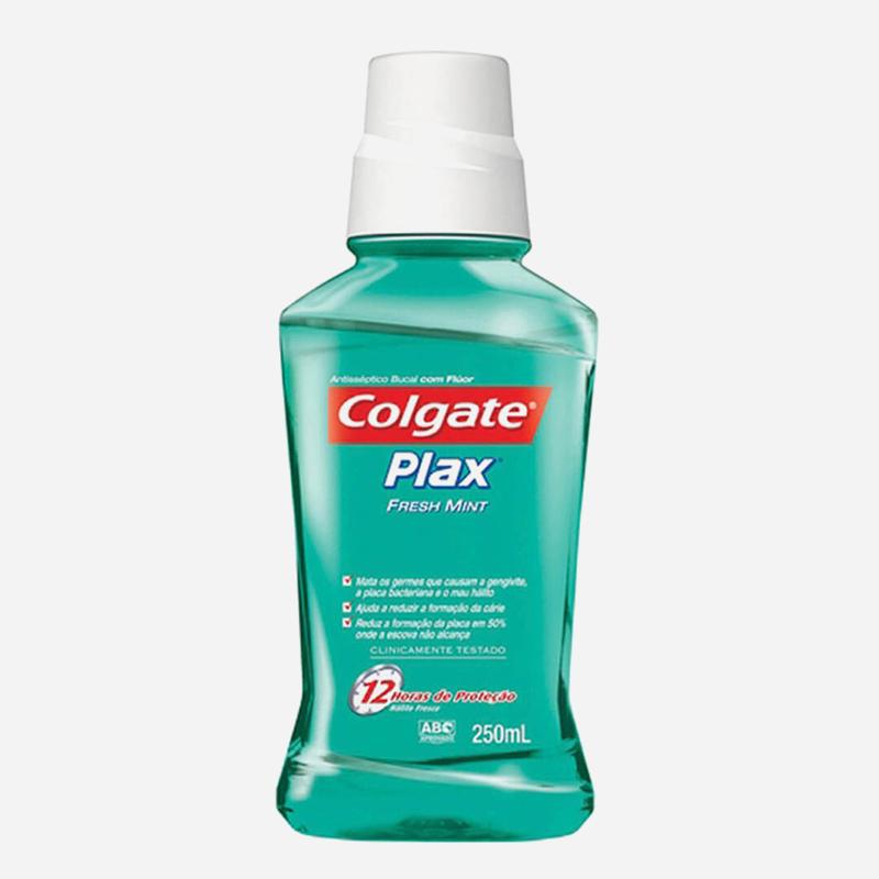colgate plax fresh mint 250ml