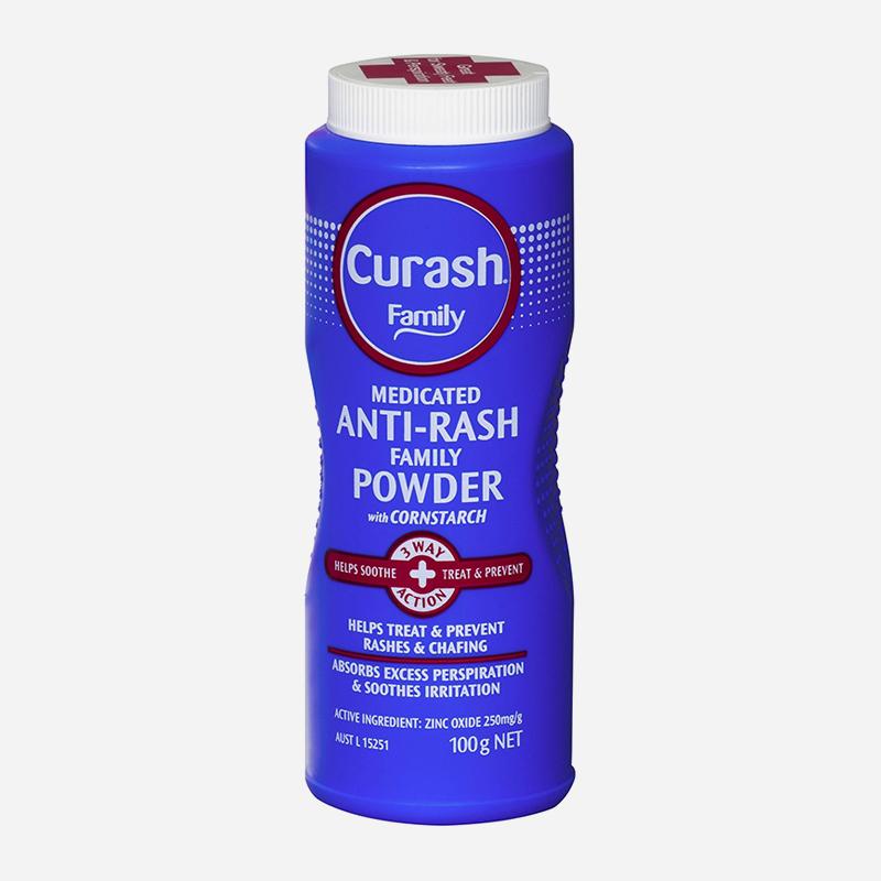 curash family mediacted powder 100g