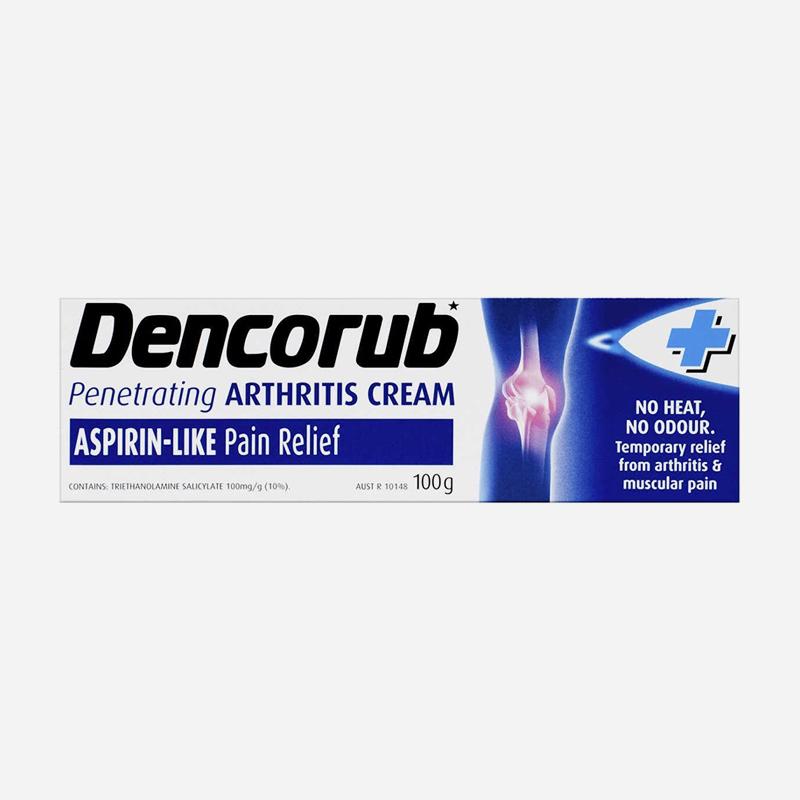 demncorub arthritis cream 100g