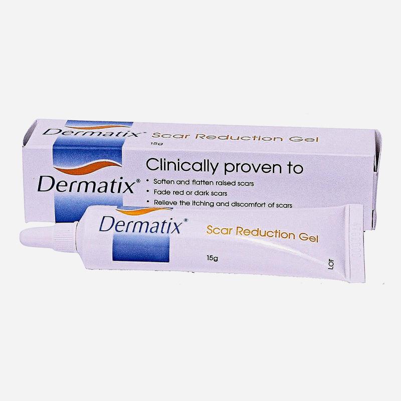 Dermatix Silicone Gel 15g