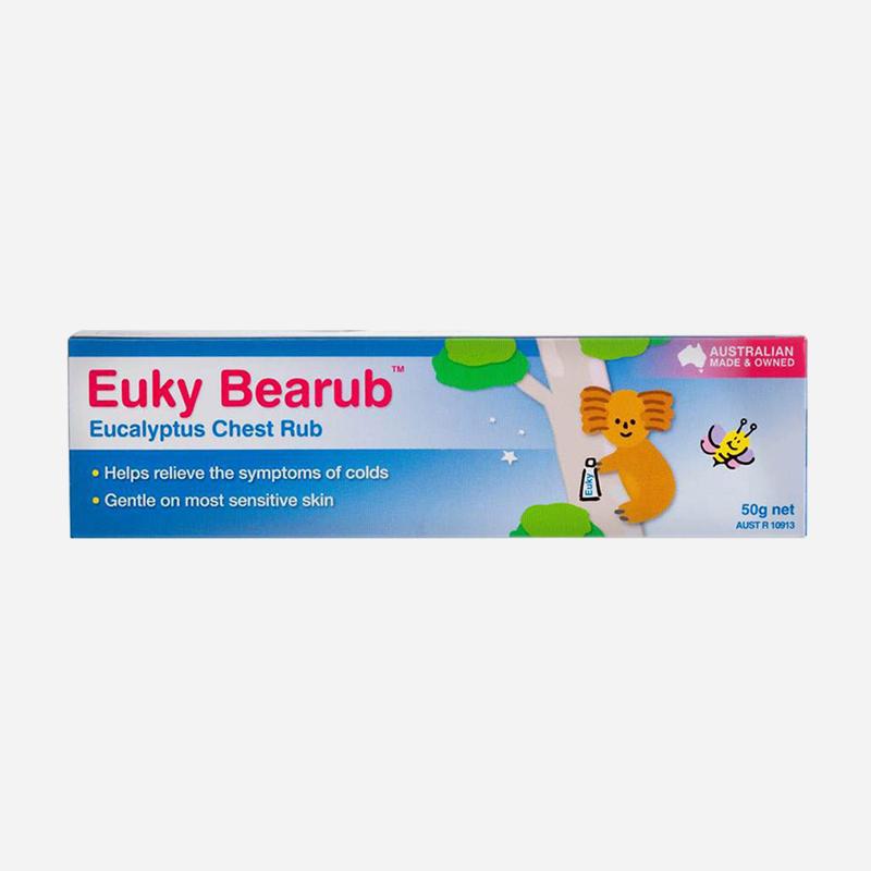 euky bearub chest rub 50g
