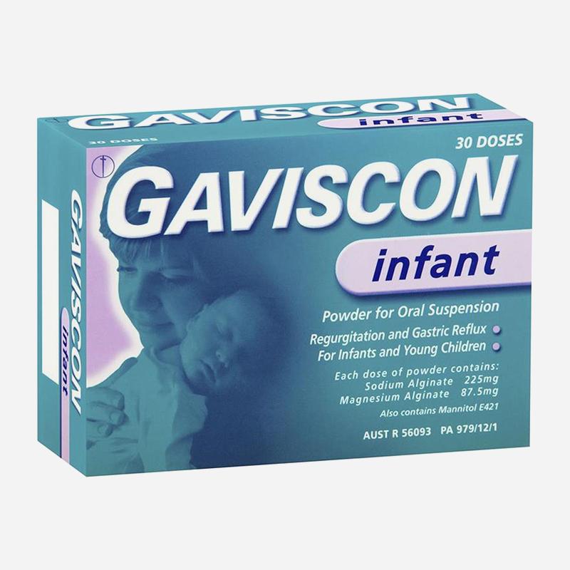 gaviscon infant sachets 30 pack