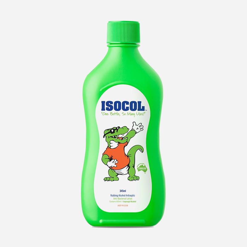 isocol rub 345ml