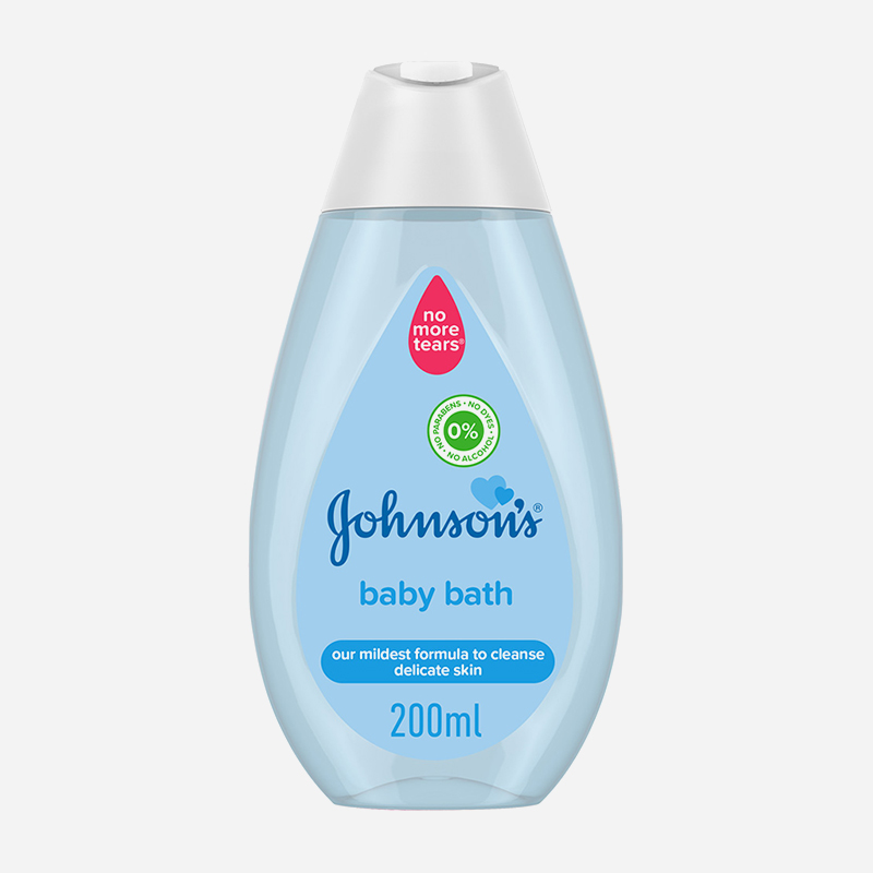 johnsons Baby Care bath 200ml