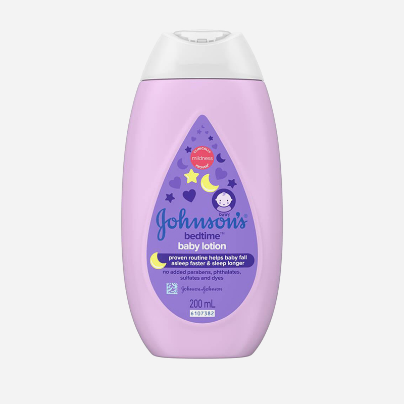 johnsons Baby Care bedtime lotion 200ml