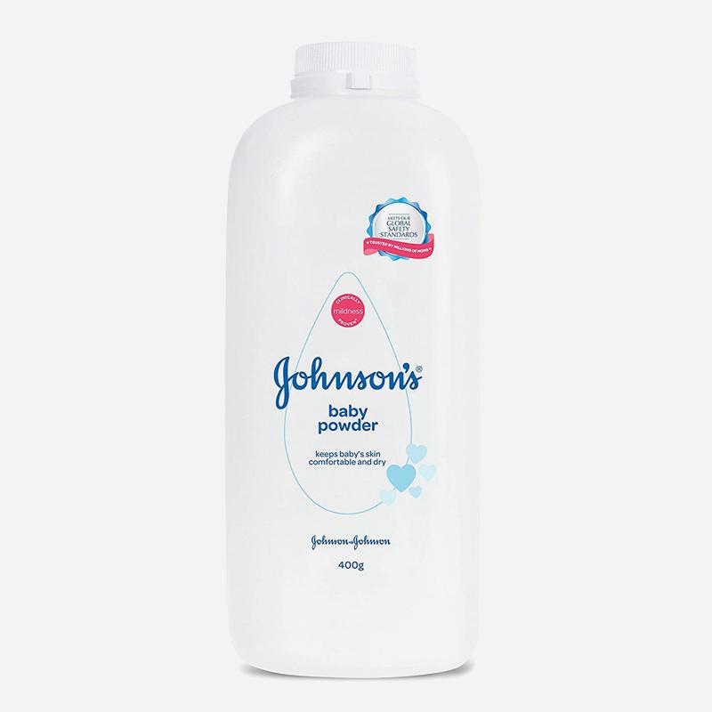 Johnsons Baby Care Powder 400g
