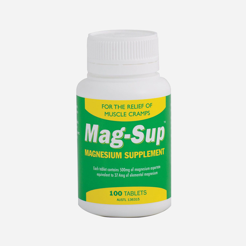 Mag-sup 500g 100 Tablets