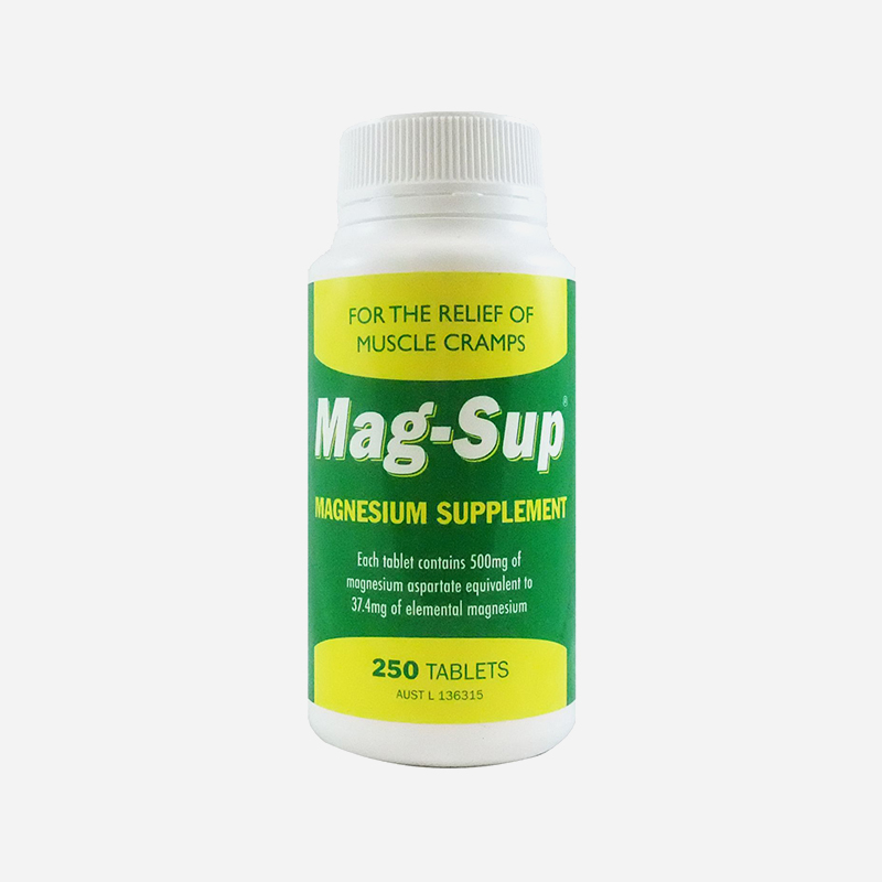 mag-sup 500g 250 tablets