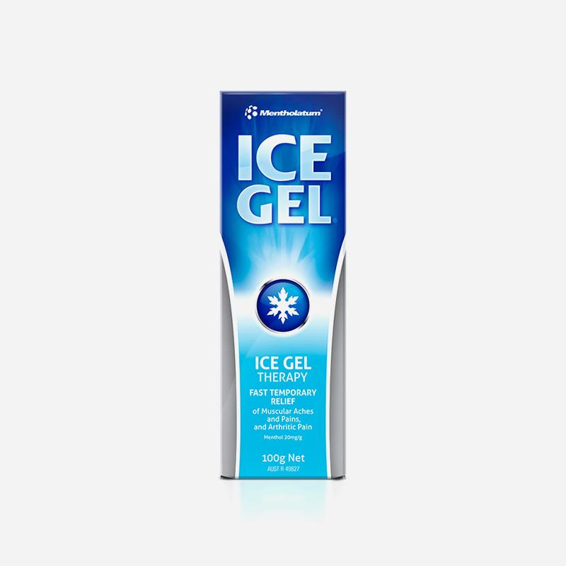 mentholatum ice gel therapy100g