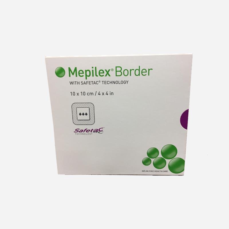mepilex border 10cm x 10cm