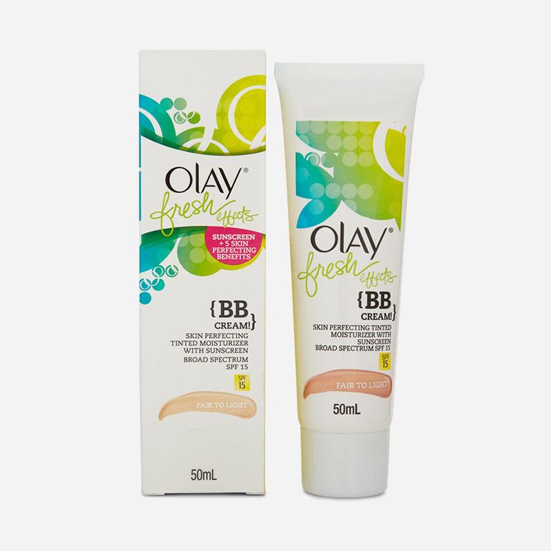olay fresh effects BB cream fair to light 50ml