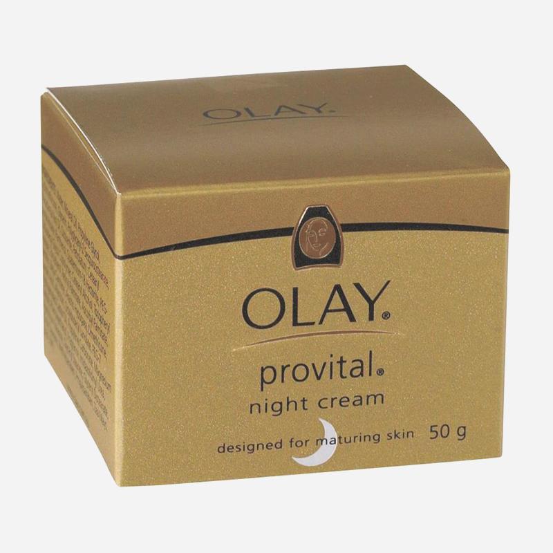 olay provital night cream 50g