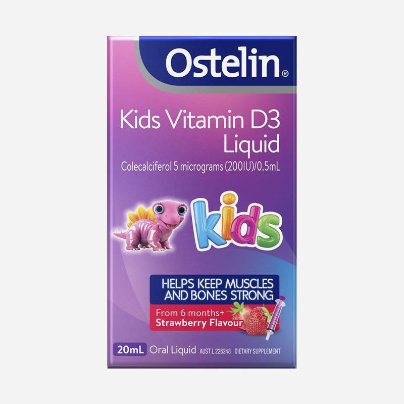 ostelin Vitamins d liquid 20ml