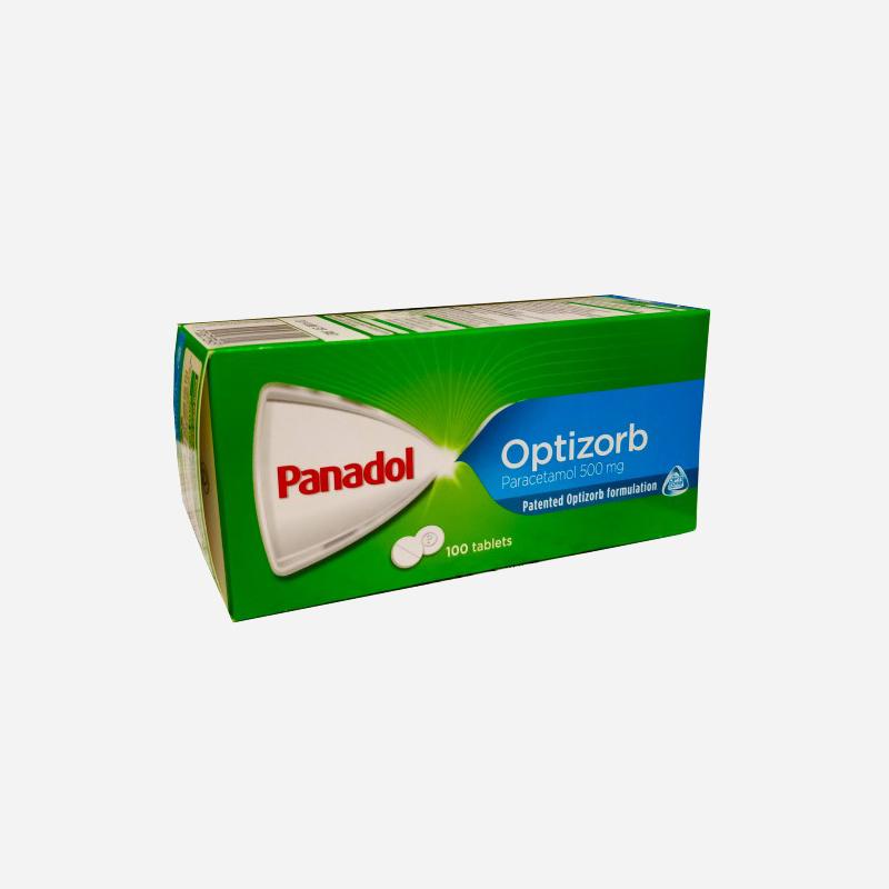 panadol 500mg optizorb tablets 50
