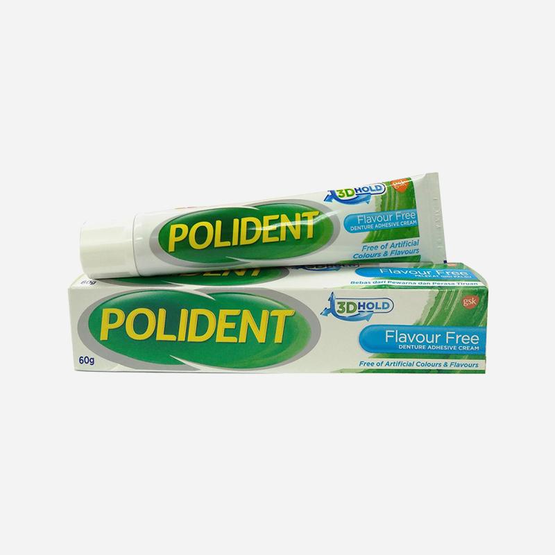 polident denture adhesive fresh 60g