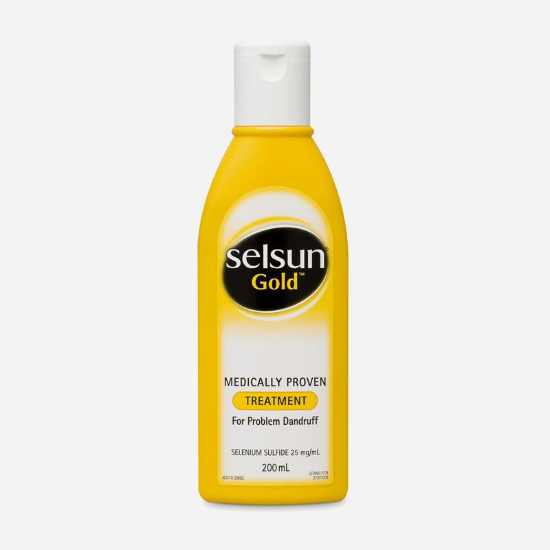 selsun gold shampoo 200ml