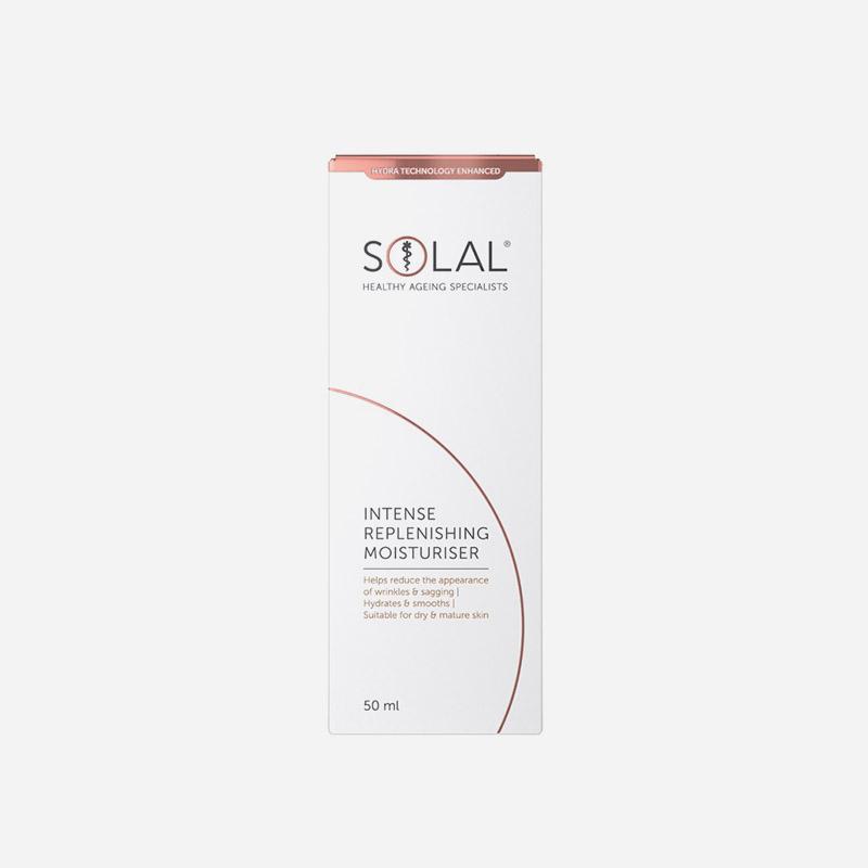 solal replenishing moisturiser 50ml