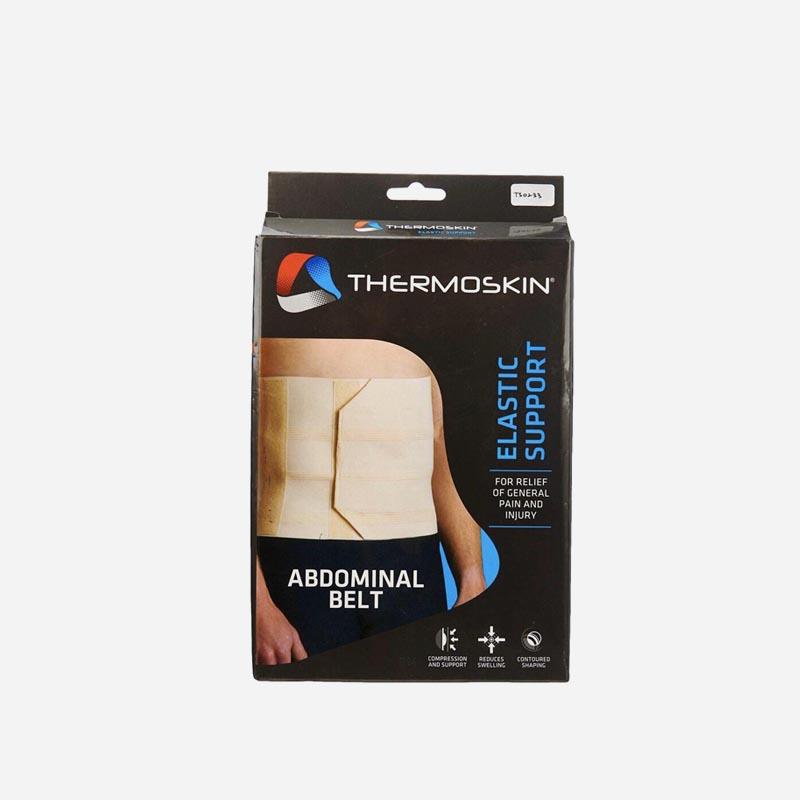 thermoskin abdominal belt one size