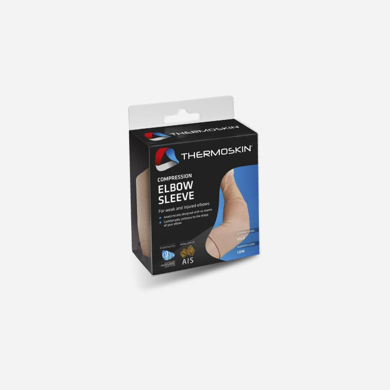 thermoskin elbow sleeve small_m_l_xl