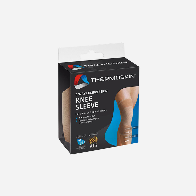 thermoskin knee sleeve small