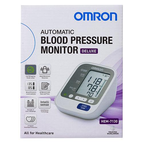 OMRON HEM-7130 Deluxe Blood Pressure Monitor