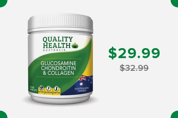 QUALITY HEALTH GLUCOSAMINE