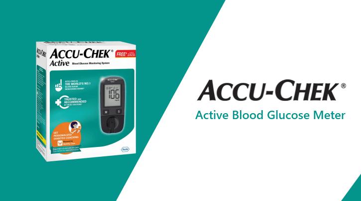 Accu Chek Active Test Strips