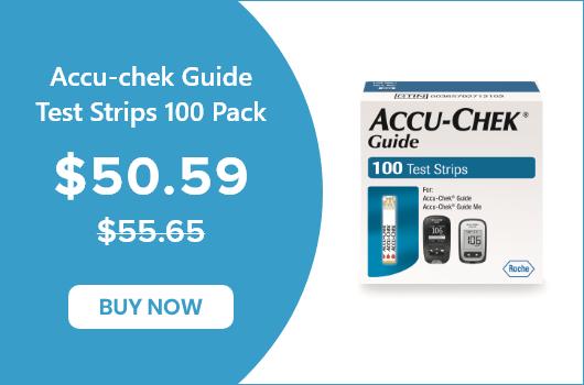 Accu Chek Guide Test Strips