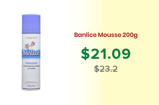 Banlice Mousse
