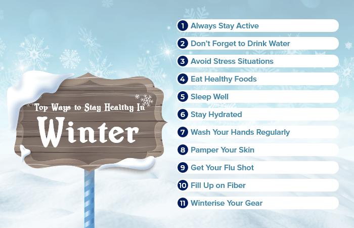 Top 10 Tips for Winter Season