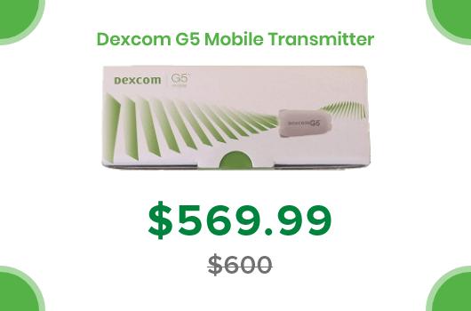 Dexcom G5 Platinum Sensors
