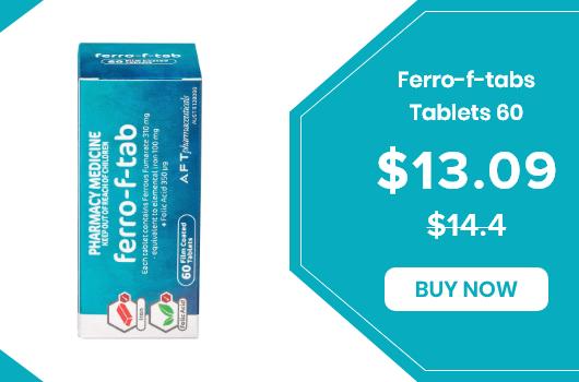 Ferro-f-tabs