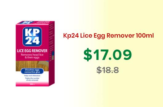 KP 24 lice Egg